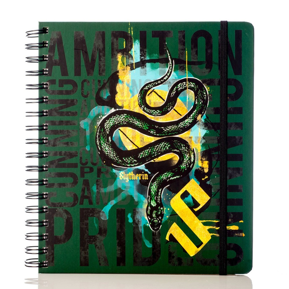 "Image of ""2020 Harry Potter Conquest Planner 7"""" x 9"""" Slytherin"""