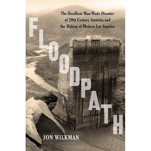 Floodpath - by  Jon Wilkman (Hardcover) - image 1 of 1