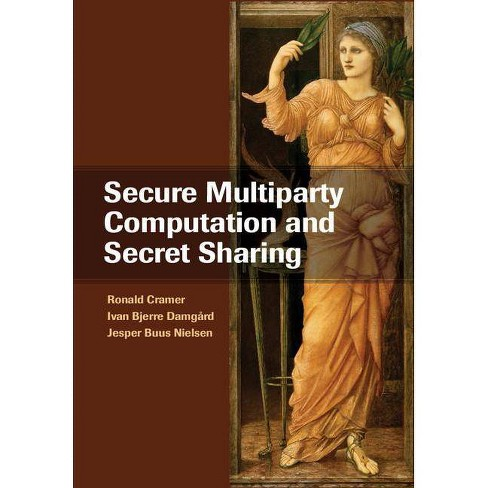Secure Multiparty Computation and Secret Sharing - (Hardcover) - image 1 of 1