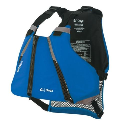 Onyx Movevent Curve Vest - Blue - image 1 of 1