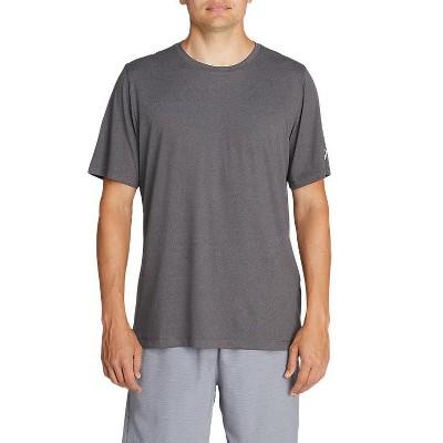 ASICS Men's SHORT SLEEVE HEATHER TECH TOP Apparel 2011A620