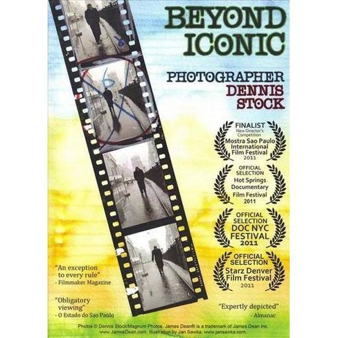 BEYOND ICONIC (DVD) - image 1 of 1