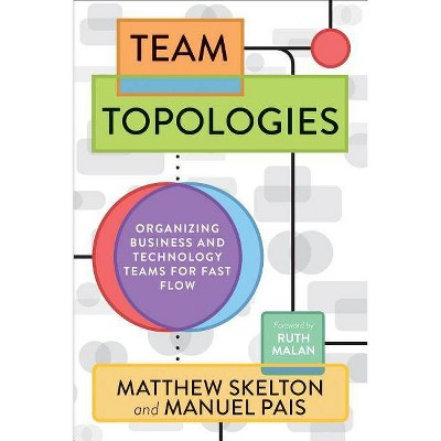 Team Topologies - by  Matthew Skelton & Manuel Pais (Paperback)
