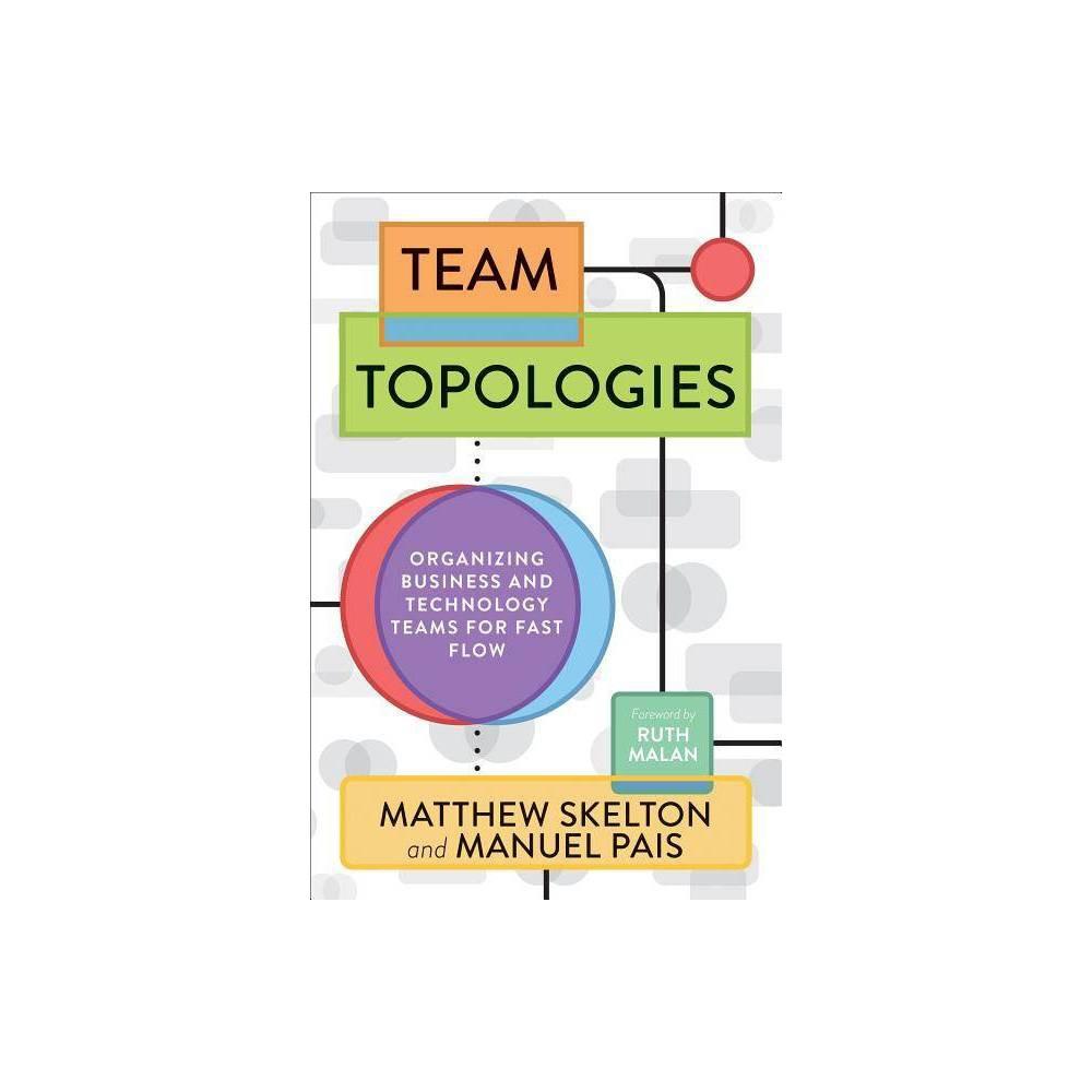 Team Topologies By Matthew Skelton Manuel Pais Paperback