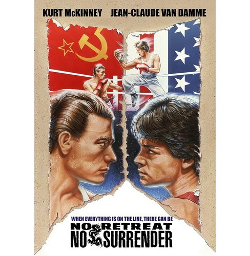 No Retreat No Surrender (DVD) - image 1 of 1