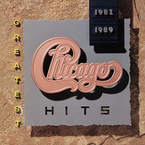 Chicago - Greatest Hits 1982-1989 (Vinyl) - image 1 of 1