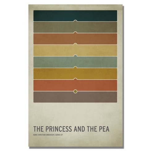 The Princess And Pea By