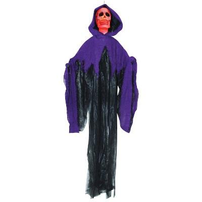 "60.2"" Halloween Fire Ice Skull Reaper"