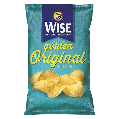 Wise Golden Original Potato Chips - 7oz