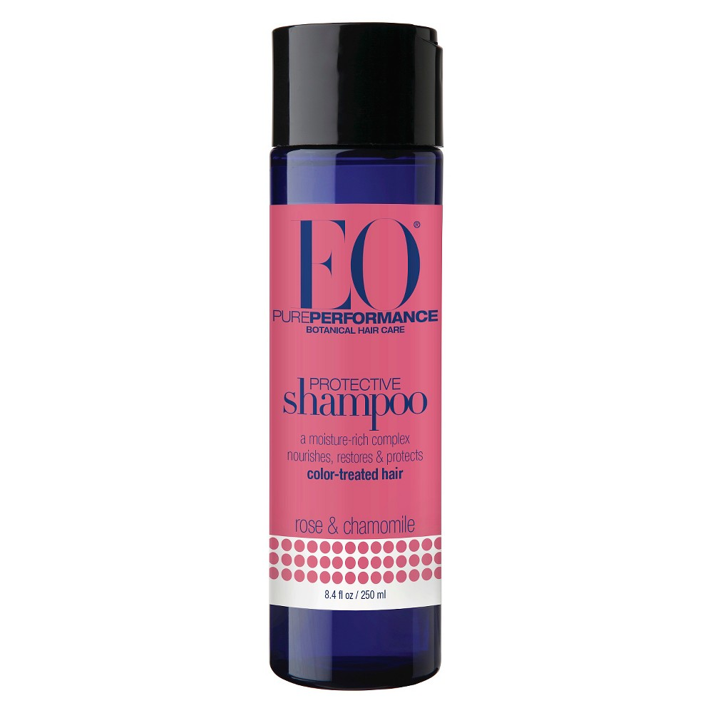 EO Products Everyone Color-Treated Hair - Rose & Chamomile Protective Shampoo - 8.4 fl oz