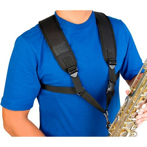 Protec Universal Saxophone Harness With Metal Snap - image 1 of 3