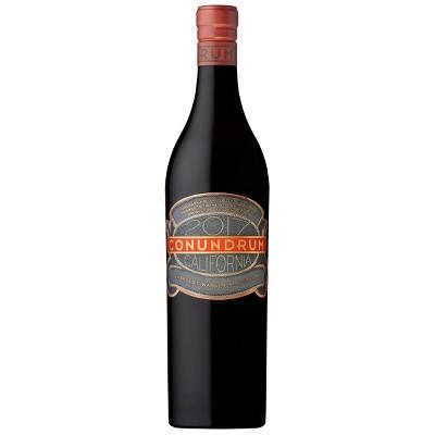 Conundrum Red Blend Wine - 750ml Bottle