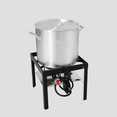 Creole Feast 60qt Seafood Boiling Kit SBK0601G