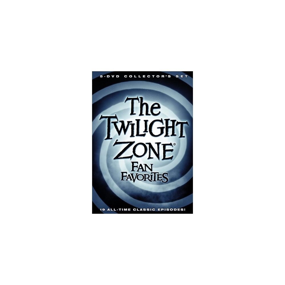 Twilight Zone:Fan Favorites (Dvd)