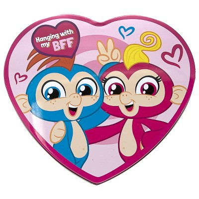 Frankford Fingerlings Valentines Day Heart Tin - 3.6oz