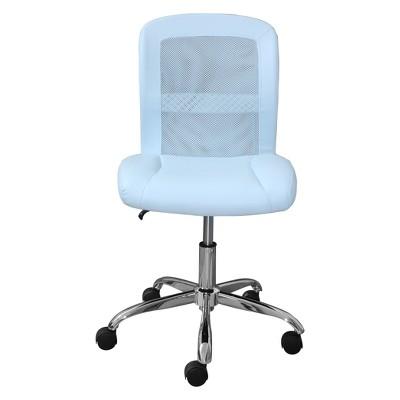 Essentials Computer Chair Blue Sky - Serta