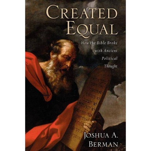 Created Equal - by  Joshua A Berman (Paperback) - image 1 of 1