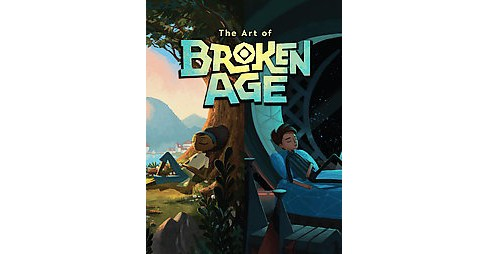 Art of Broken Age (Hardcover) - image 1 of 1