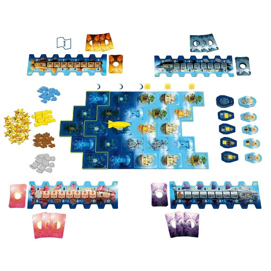 Solenia Board Game, board games image number null