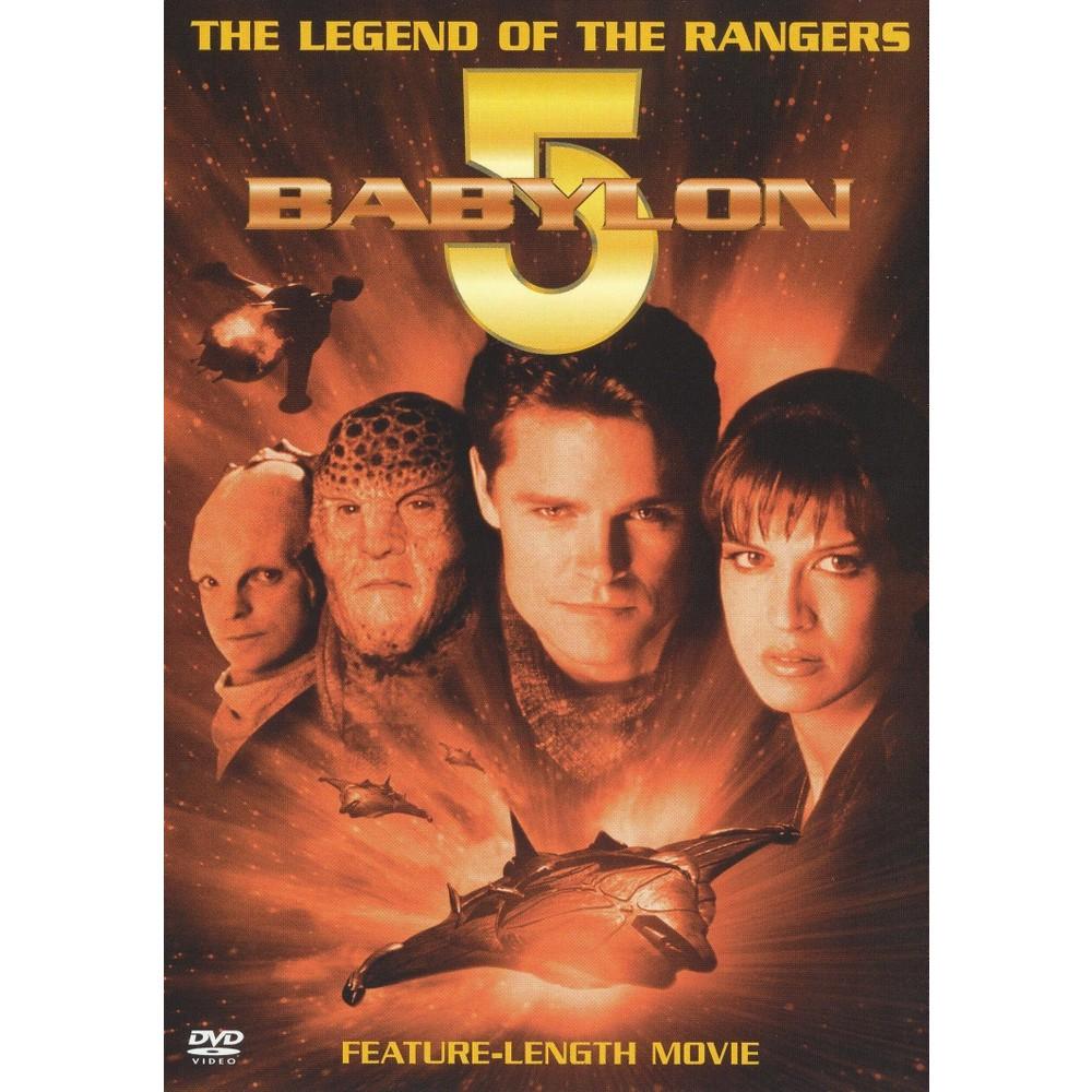 Babylon 5:Legend of the rangers (Dvd)