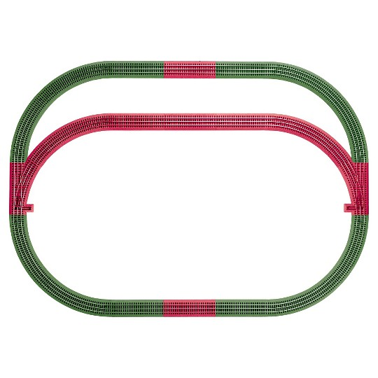 Lionel FasTrack Outer Passing Loop Expansion Pack image number null