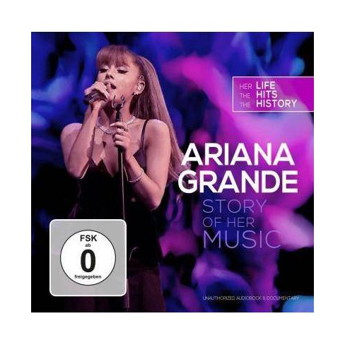 Ariana Grande - Story Of Her Music (CD) - image 1 of 1