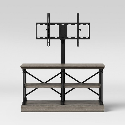 Conway Cast Iron TV Stand 3 In 1 Wood - Threshold™