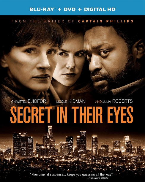 Secret in Their Eyes [Includes Digital Copy] [UltraViolet] [Blu-ray/DVD] [2 Discs] - image 1 of 1