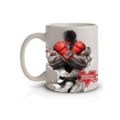 Just Funky Street Fighter V Ryu 11oz Ceramic Coffee Mug