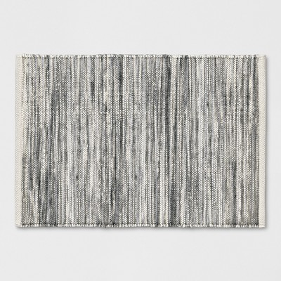 Gray Woven Accent Rug 2'X3' - Project 62™
