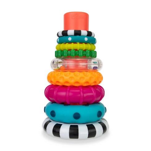 Sassy Stacks of Circles Ring Stacker - image 1 of 4