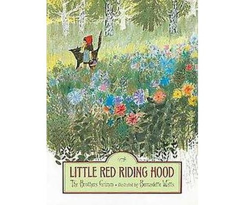 Little Red Riding Hood (Reprint) (Paperback) - image 1 of 1