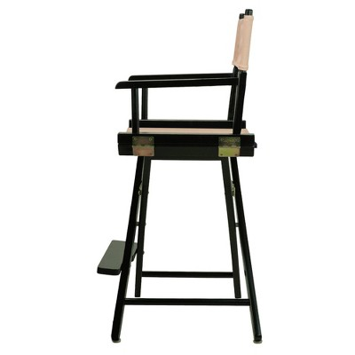 Counter Height Director's Chair - Tan - Flora Home