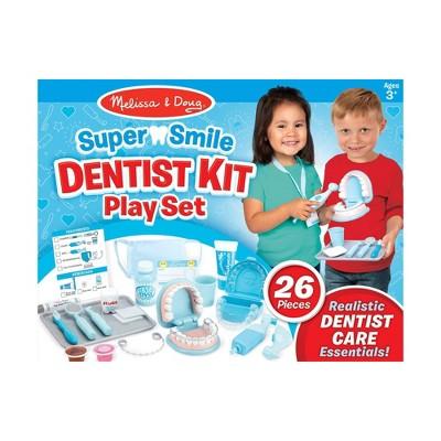 Melissa & Doug Dentist Play Set