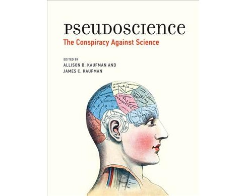 Pseudoscience : The Conspiracy Against Science -  (Hardcover) - image 1 of 1