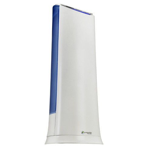 PureGuardian 100hrs 1.5gal Ultrasonic Cool Mist Tower Humidifier H3200WAR With Aromatherapy - image 1 of 4