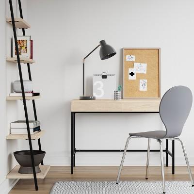 "72"" 5 Shelf Loring Leaning Bookshelf - Project 62™ : Target"