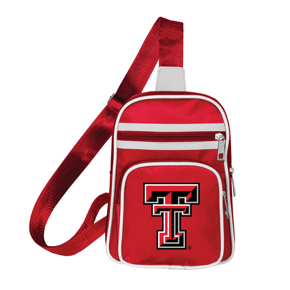 NCAA Texas Tech Red Raiders Little Earth Mini Cross, Adult Unisex