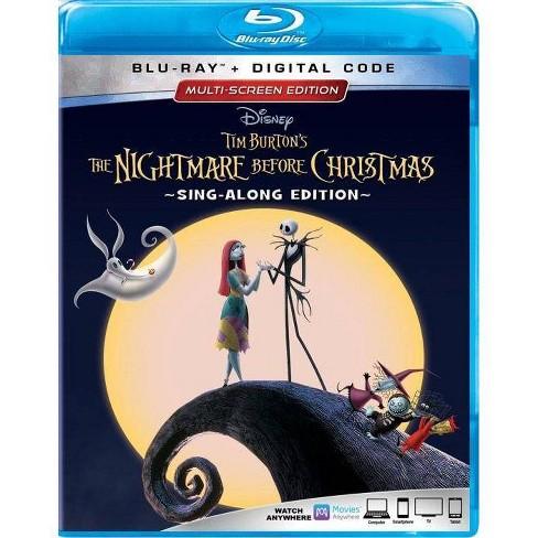 The Nightmare Before Christmas (Blu-Ray + Digital) - image 1 of 1