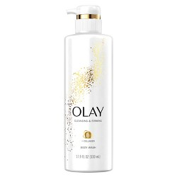 Olay Premium Body Wash with Vitamin B3 and Collagen - 17.9 fl oz