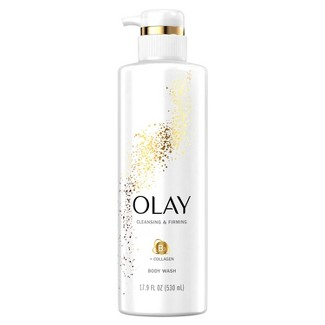 Olay Firming Body Wash With Vitamin B3 And Collagen - 17.9 Fl Oz : Target