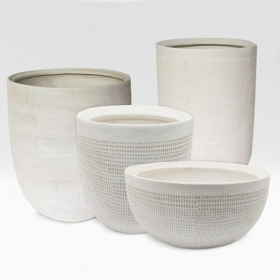 Textured Ceramic Planter Collection - Project 62™ : Target
