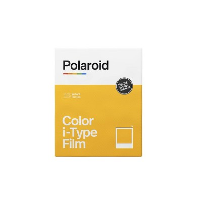 Polaroid Color Film for i-Type - 2pk