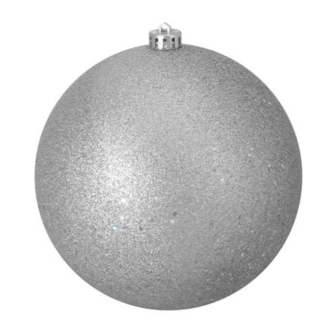 Northlight Silver Glitter Shatterproof Splendor Holographic Christmas Ball Ornament 8 200mm Target Download, share or upload your own one! northlight silver glitter shatterproof splendor holographic christmas ball ornament 8 200mm