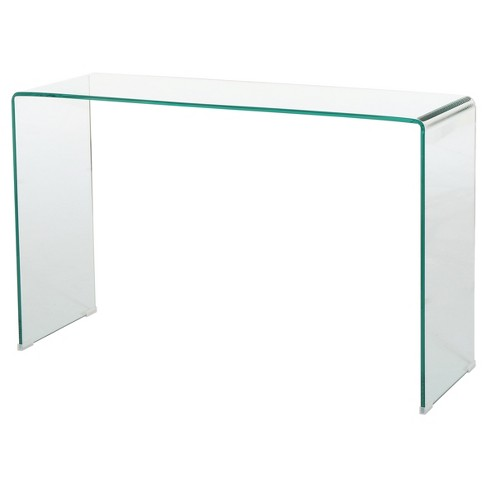 """30"""" Ramona Console Table Clear - Christopher Knight Home - image 1 of 4"""