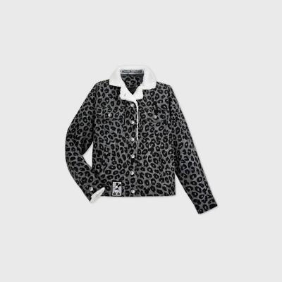 Women's Disney Mickey Mouse Fashion Jacket - Gray - Disney Store