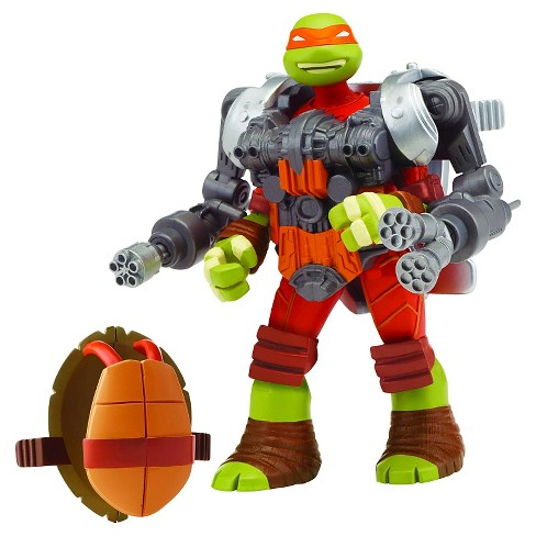 Teenage Mutant Ninja Turtles Mutations - Michelangelo with Stealth Battle Shell - image 1 of 8
