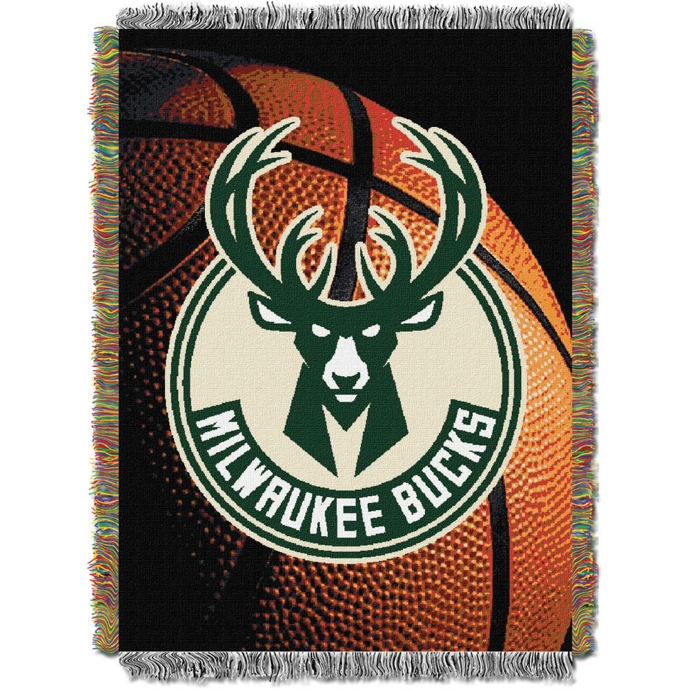 Nba Milwaukee Bucks Northwest Photo Real Blanket Throw Blanket