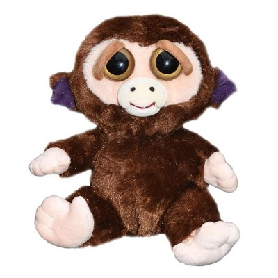 "William Mark Corp Feisty Pets Grandmaster Funk 8"" Plush Monkey"