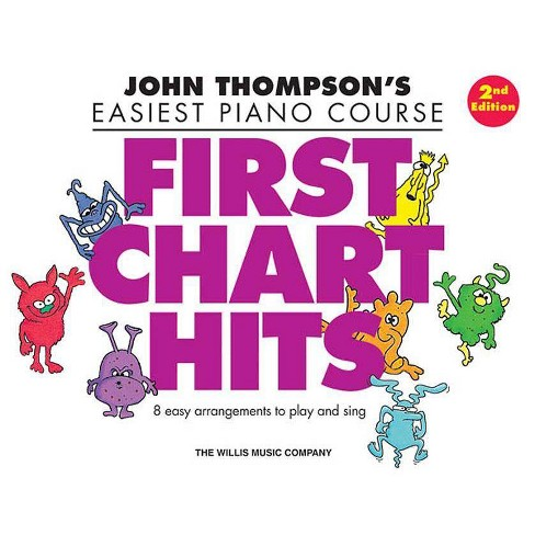 First Chart Hits - 2 Edition (Paperback) - image 1 of 1